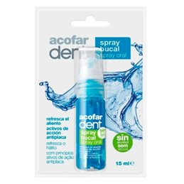 ACOFARDENT SPRAY BUCAL SIN ALCOHOL  15 ML