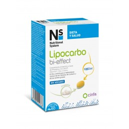 NS LIPOCARBO BI-EFFECT  60...