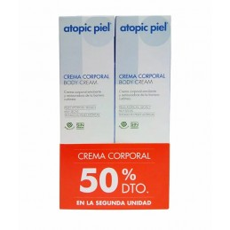 ATOPIC CREMA CORPORAL 50% 2UD