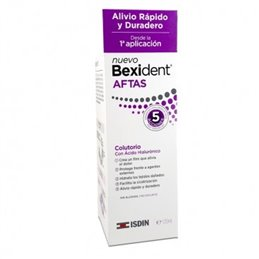 BEXIDENT AFTAS COLUTORIO BUCAL PROTECTOR  120 ML